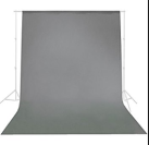 Gray Solid Poly Cotton